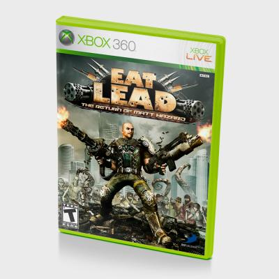 Eat Lead The Return of Matt Hazard (Xbox 360, б/у)